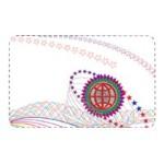 DuraGard Genuine Authentic - Lamination film for full card - for  SP75, SP75 Plus