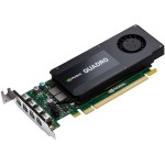 PNY NVIDIA Quadro K1200 for DisplayPort VCQK1200DP-PB