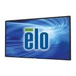 "ELO Touch Solutions Interactive Digital Signage Display 7001LT - 70"" Class ( 69.5"" viewable ) LED display - digital signage - with touch-screen - 1080p (Full HD) - black E008823"