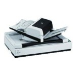 fi-6770 - Document scanner - desktop - Triple CCD - Duplex - 12 in x 18 in - 600 dpi x 600 dpi - up to 90 ppm (mono) / up to 90 ppm (color) - ADF (200 sheets) - up to 15000 scans per day - USB 2.0, SCSI - refurbished