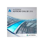 Autodesk AutoCAD Civil 3D 2016 - Unserialized Media Kit - DVD - Win - Worldwide English 237H1-WE51T1-L001