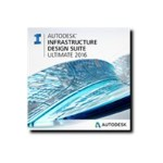 Infrastructure Design Suite Ultimate 2016 - Unserialized Media Kit - flash drive - Win - Worldwide English
