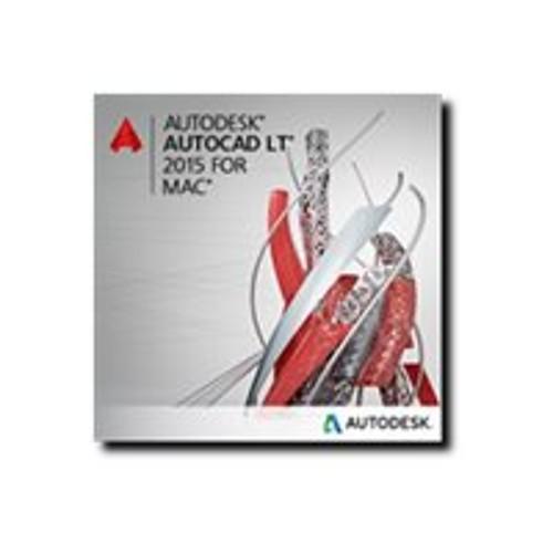 Autodesk autocad lt 2015 for mac upgrade license 1 seat upgrade
