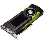 NVIDIA Quadro M6000 12GB GDDR5 PCIe Graphics Card