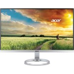 "H257HU 25"" LED WQHD IPS Frameless Monitor - 2560 x 1440, 4ms, DisplayPort, HDMI & DVI"