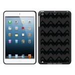 iPad Air Black Matte Case Black/Black Collection,Herringbone