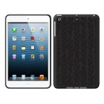 iPad Air Black Matte Case Black/Black Collection, Hearts