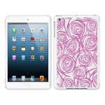 iPad Air White Glossy Case New Age Collection, Swirls