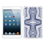 iPad Air White Glossy Case New Age Collection, Geometric