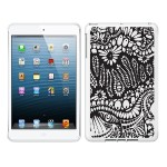 iPad Air White Glossy Case New Age Collection, Paisley