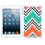 iPad Air White Glossy Case Bold Collection, Pink
