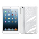 Centon OTM IPAD AIR WHITE GLOSSY CASE FEATHER IASV1WG-FTR-02