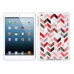 Centon OTM IPAD AIR WHITE GLOSSY CASE ZIGGY CO IASV1WG-ZGY-02