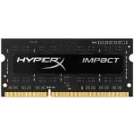 4GB 2133MHz DDR3L CL11 SODIMM 1.35V HyperX Impact Black