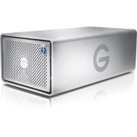 G-Technology G-RAID 8TB (2 x 4TB)  Removable Dual-Drive Storage System - Thunderbolt 2 & USB 3.0 0G04085