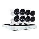 Owl NVR10-882 - DVR + camera(s) - 8 channels - 1 x 2 TB - 8 camera(s)