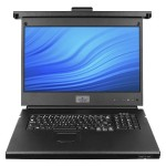 "Avocent 18.5"" Local Rack Access LCD Console with optional KVM switch LRA185KMM16-001"