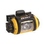Dorcy International 41-2612 Pro Series 200 Lumen LED Headlight 41-2612