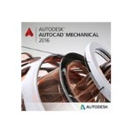 AutoCAD Mechanical 2016 Commercial New SLM ELD