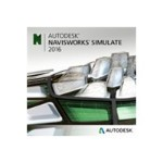Autodesk Navisworks Simulate 2016 Commercial New SLM ELD Quarterly Desktop Subscription with Basic (Web) Support 506H1-WW3469-T248-VC