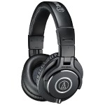 Professional Monitor Headphones - Black
