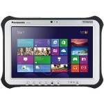 "Panasonic Toughpad FZ-G1 - Tablet - no keyboard - Core i5 5300U / 2.3 GHz - Win 8.1 Pro 64-bit - 8 GB RAM - 128 GB SSD - 10.1"" IPS touchscreen 1920 x 1200 - HD Graphics 5500 - 802.11ac - rugged - with Toughbook Preferred FZ-G1J0049BM"