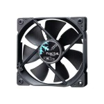 Dynamic GP-12 - Case fan - 120 mm - black