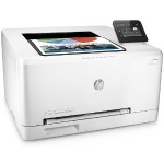 Color LaserJet Pro M252dw - Printer - color - Duplex - laser - A4/Legal - 600 x 600 dpi - up to 19 ppm (mono) / up to 19 ppm (color) - capacity: 150 sheets - USB 2.0, LAN, Wi-Fi(n), USB host, NFC