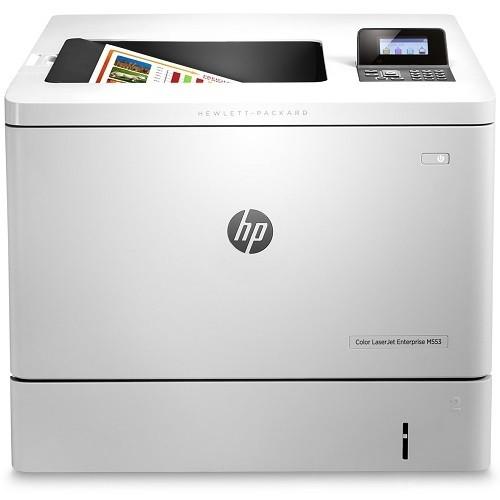 Color LaserJet Enterprise M553n - Printer - color - laser - A4/Legal - 1200 x 1200 dpi - up to 40 ppm (mono) / up to 40 ppm (color) - capacity: 650 sheets - USB 2.0, Gigabit LAN, USB 2.0 host
