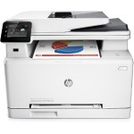 Color LaserJet Pro MFP M277dw Printer