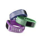Garmin International Wrist strap kit - Waikiki by Jonathan Adler - for  vívofit 010-12149-27