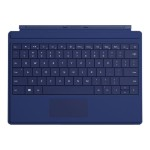 Microsoft Microsoft Surface 3 Type Cover - Blue GV7-00003