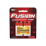 FUSION - Battery 2 x 9V alkaline