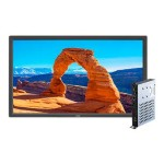 "32"" High-Performance LED-backlit Commercial-Grade Display with Integrated Digital Media Player"