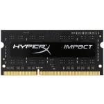 4GB 1866MHz DDR3L CL11 SODIMM 1.35V HyperX Impact Black