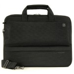 "Tucano Dritta Slim Bag for MacBook Pro 15"" and Ultrabook 15"" - Black BDR1314"