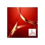 Acrobat Pro DC for teams - Team Licensing Subscription Renewal (1 month) - 1 named user - academic - Value Incentive Plan - level 4 (100+) - per month - Win, Mac - Multi North American Language