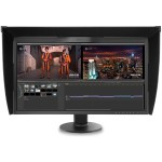 "ColorEdge CG318-4K-BK -  31.1"" LED - 4K 4096x2160 - IPS - 1500:1 - Built-in Calibration"