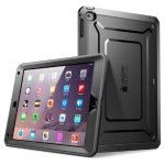 i-Blason Unicorn Beetle Pro Full-Body Protective Case for iPad Air 2 - Black/Black SUPCASE