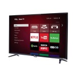 "40"" Roku LED TV"
