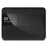 My Passport X - Hard drive - 2 TB - external (portable) - USB 3.0 - black