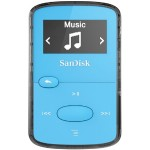 Sandisk Clip Jam - Digital player  - 8 GB - display: 0.96 in - blue SDMX26-008G-G46B