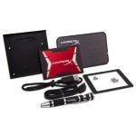 480GB HyperX SAVAGE SSD SATA 3 2.5 Bundle Kit