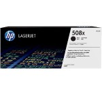 HP Inc. 508X High Yield Black Original LaserJet Toner Cartridge CF360X