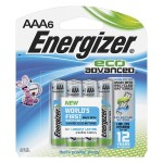 EcoAdvanced AAA Batteries (6-Pack)
