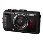 Olympus TG-4 16MP Digital Camera - Black V104160BU000