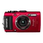 TG-4 16MP Digital Camera - Red