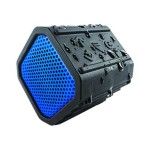Ecopebble Floating Bluetooth Speaker - Blue