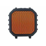 Grace Digital Audio Ecopebble Floating Bluetooth Speaker - Orange GDI-EGPB100