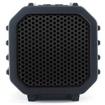 Grace Digital Audio Ecogear Ecopebble Compact Waterproof Bluetooth Floating Speaker - Black GDIEGPB101